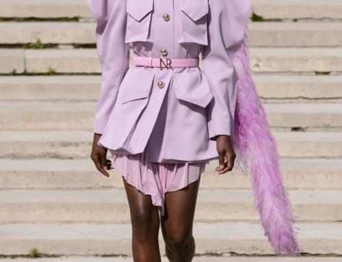 Tons alavandados conquistam fashionistas no verão