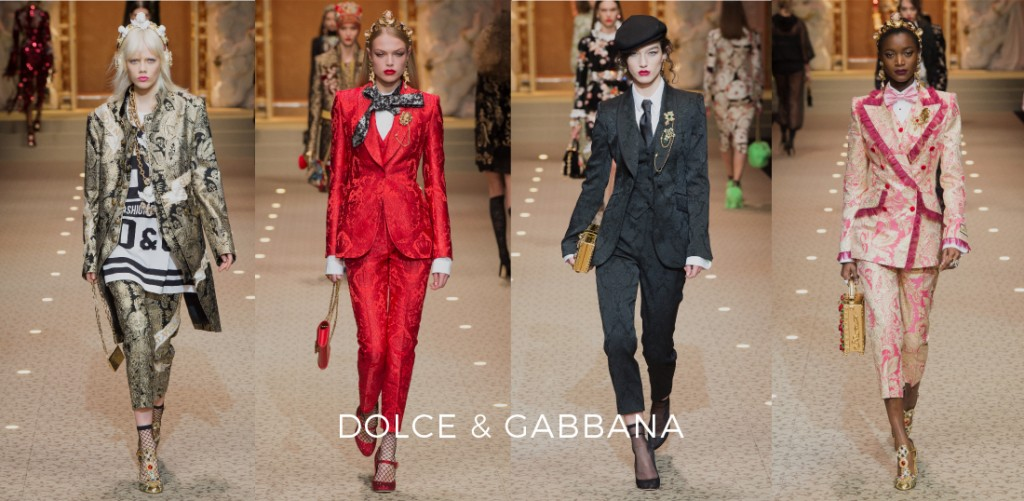 Dolce&Gabbana TexP`rima Jacquard