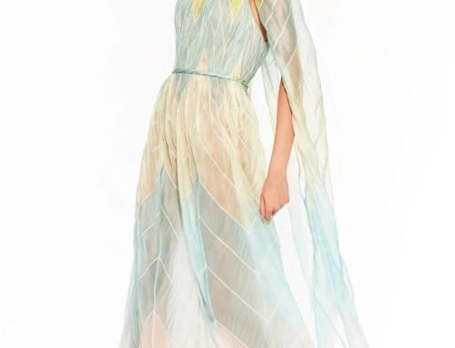 Tons inspirados em prismas são referência para tecidos do Verão 20