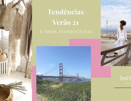 E-book Inspirações Verão 21: Descubra as principais tendências
